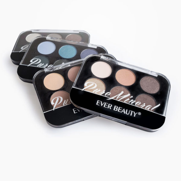 Pure Mineral Eyeshadow makeup kit