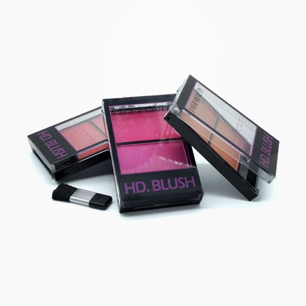 blush makeup kit in variety of colours