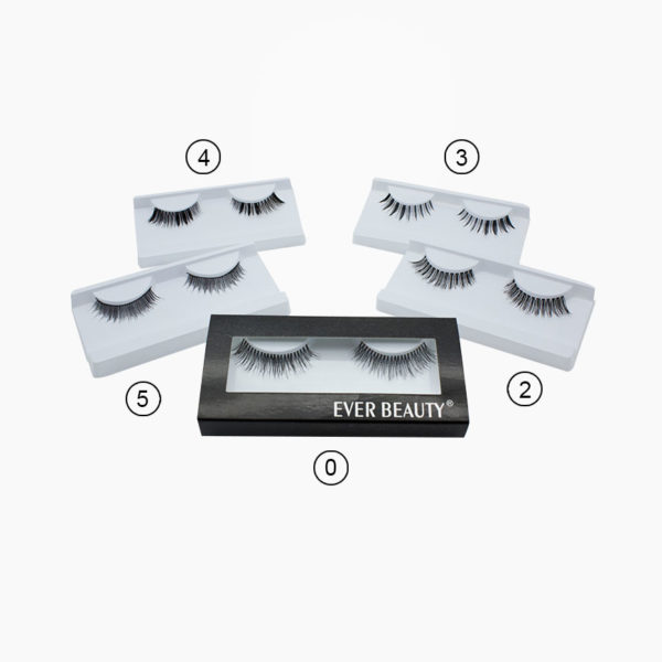 luxury handmade false eyelashes