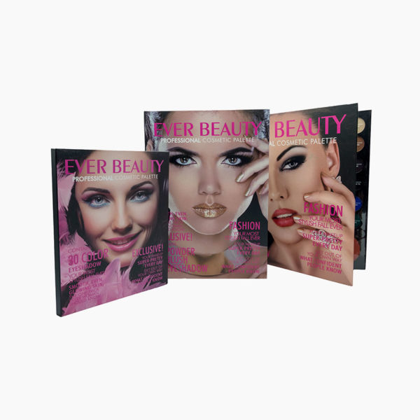 Professional Cosmetic Palette Magazine